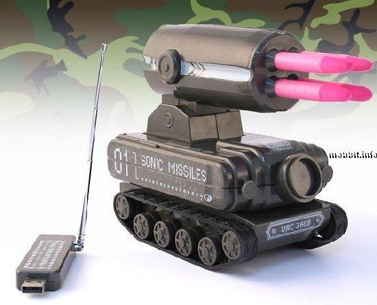 Пусковая установка-танк