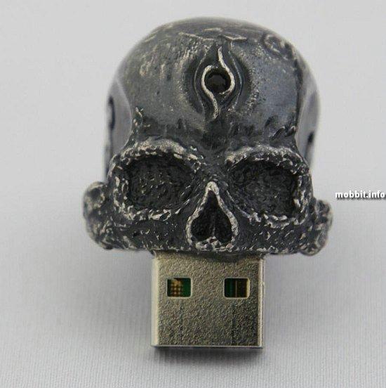 USB-флэшки в виде колец