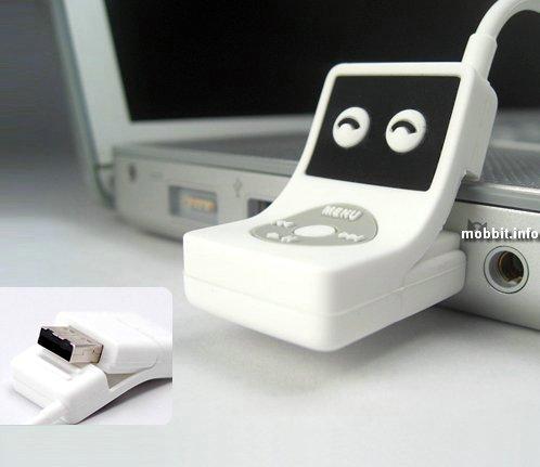 USB-флэшка в виде iPod'а