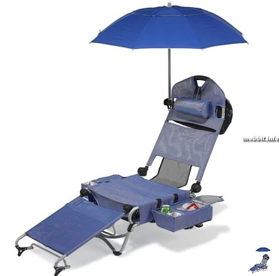 Чемодан-кресло