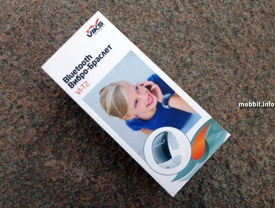 Viks Bluetooth Вибро-Браслет VI-T2