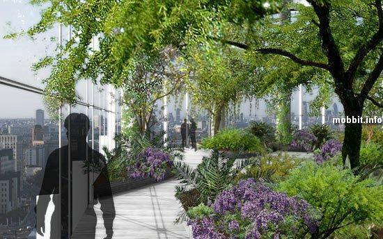 Vauxhall Sky Garden