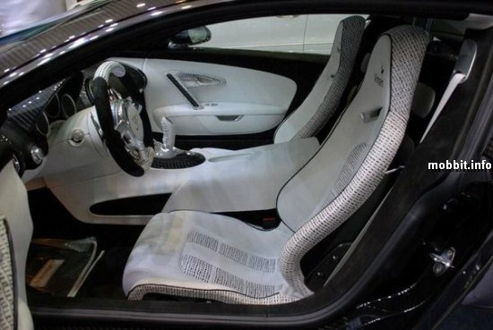 Mansory Veyron LINEA Vincerò