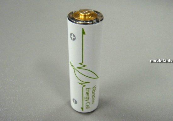Самозаряжающиеся батарейки