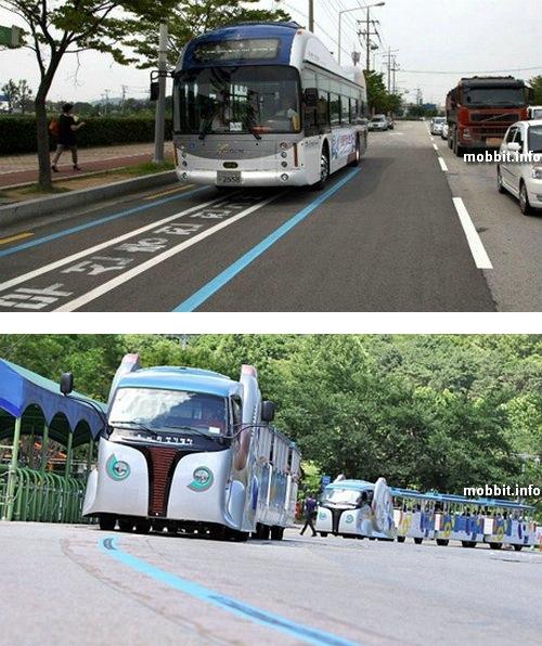 «Умная» дорога для «умных» автомобилей от Volvo