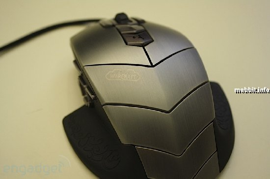 Мышь SteelSeries World of Warcraft