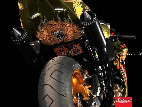 Warthog bike