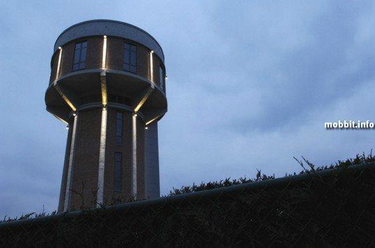 Водонапорная башня-дом