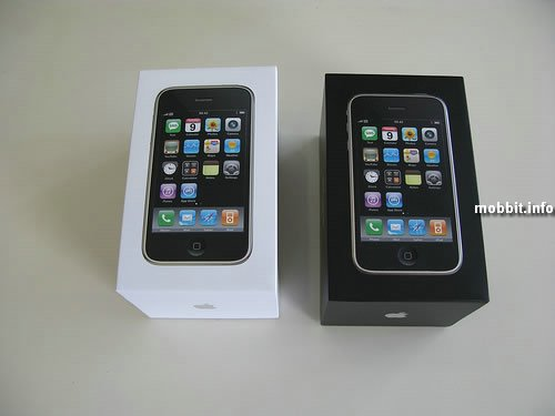 White iPhone 3G