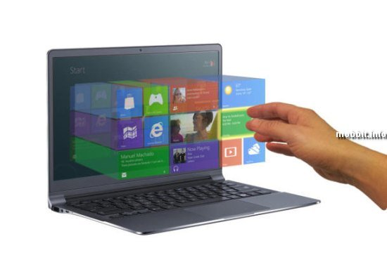 Windows 8 Gesture Suite