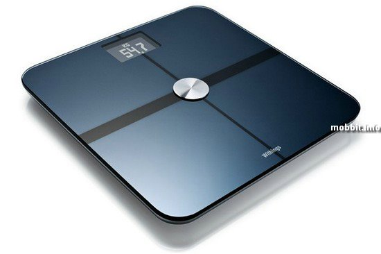 Напольные весы Withings Connected Scale