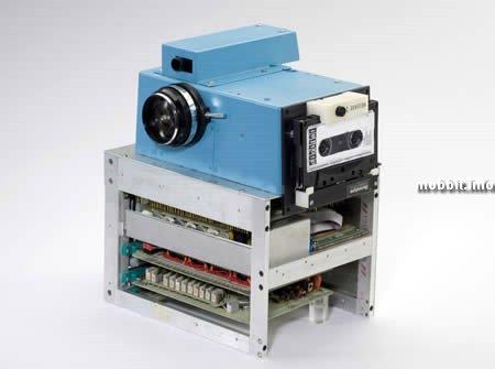 Первая в мире цифровая камера