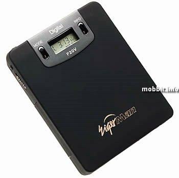 Первый в мире MP3-плейер