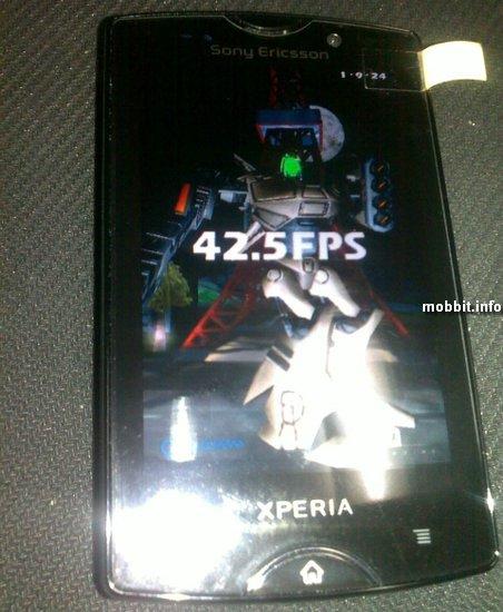 Улучшенная версия Xperia X10 Mini или  X10 Mini pro