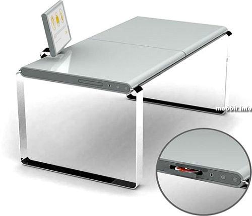 компьютерный стол XYZ