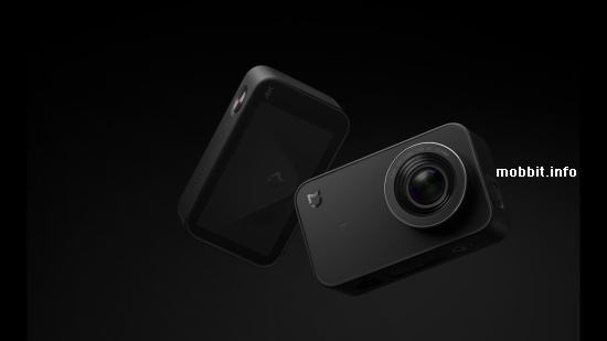 Mijia 4K Compact Action Camera