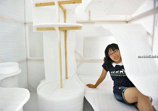 Квартира площадью 4 квадратных метра