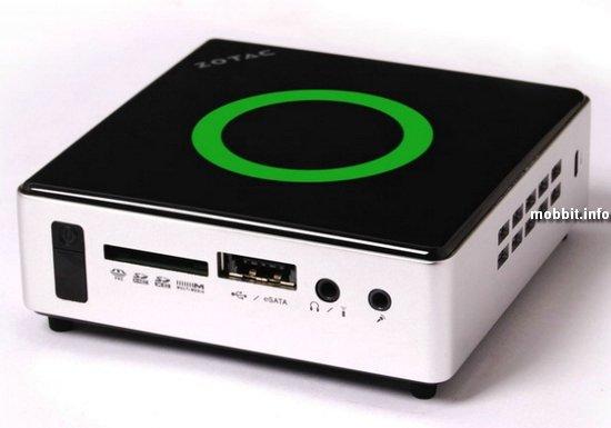 ZBOX Nano XS AD11 Plus