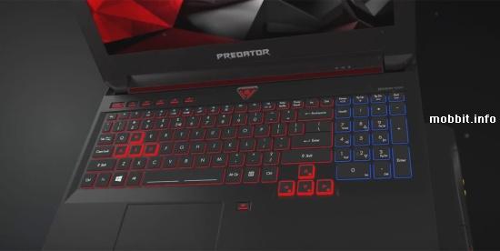 Acer Predator 15 and Predator 17