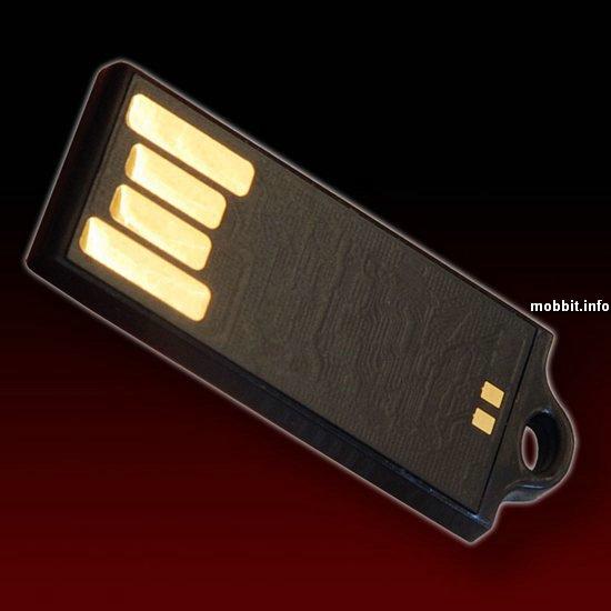 Cамая маленькая в мире USB-флэшка
