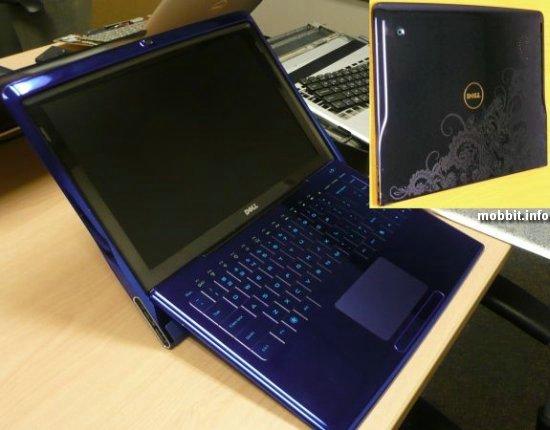 Ранние прототипы Dell Adamo XPS
