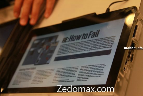 Flash на Android-планшете