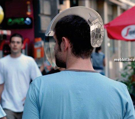 «Воздушный» шлем