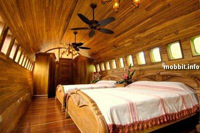 Гостиница в самолете