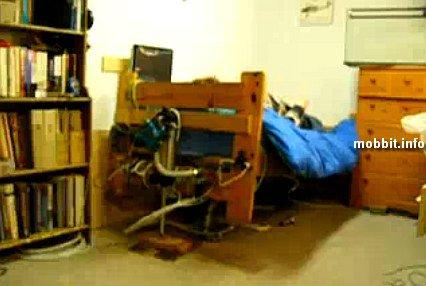 Самый большой (и жестокий) будильник в мире