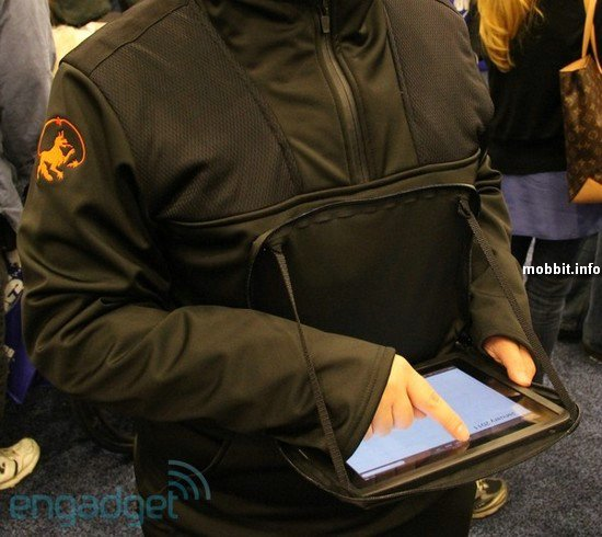 Куртки PADX-1 Ledge и SOMA-1