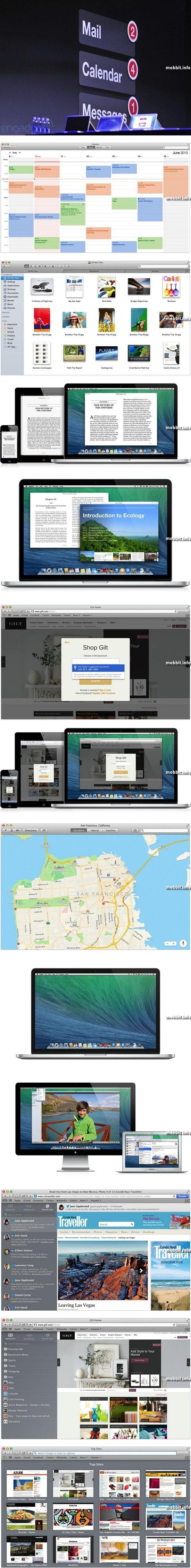 OS X Mavericks