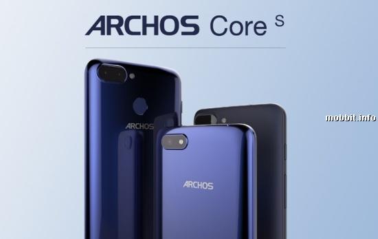 Archos Core 55S, Core 57S и Core 60S