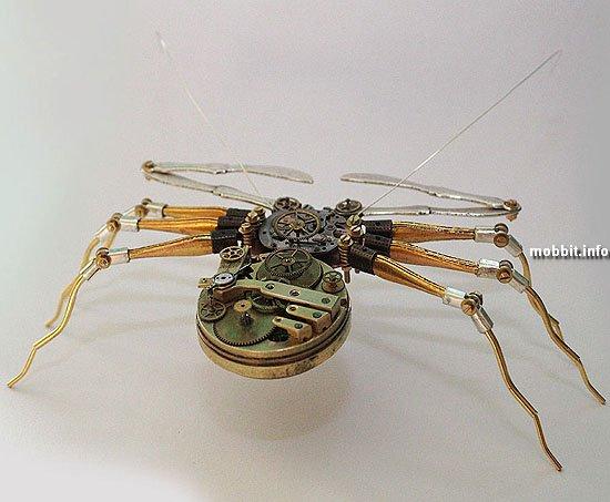 Arthrobots