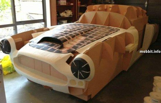 Первый в мире автомобиль, напечатанный на 3D-принтере
