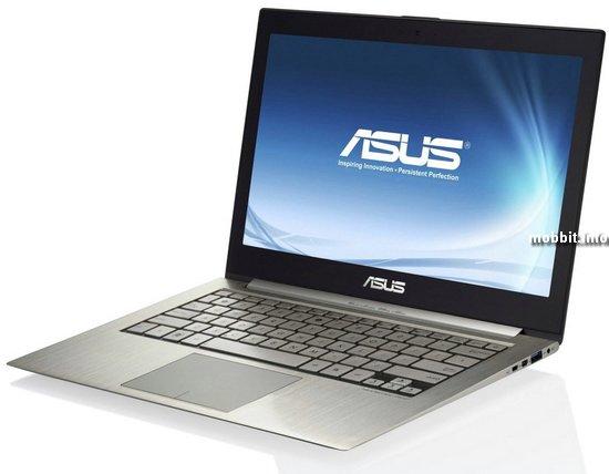 ASUS Zenbook UX21A и UX31A