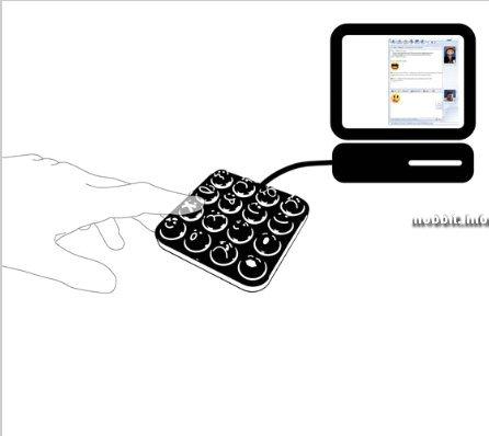 Смайло-клавиатура