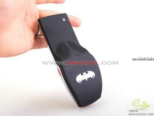 NOKLA Batman Mobile Phone
