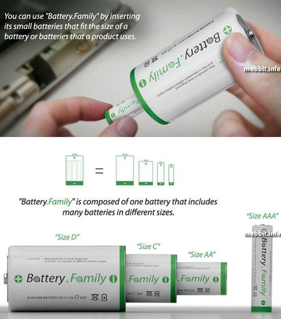 Battery.Family