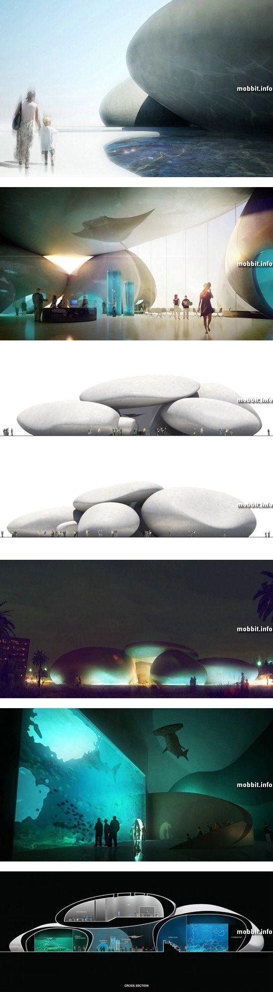 Океанариум для Батуми