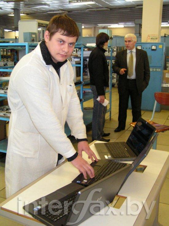 белорусский ноутбук «МПОВТ Коллега»