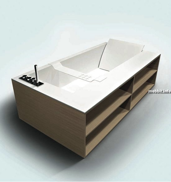biblio-bathtube