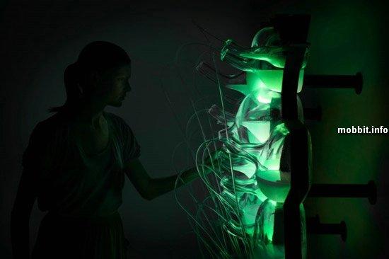 Домашние лампы, работающие на… бактериях