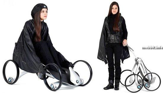 Транспорт будущего от BMW