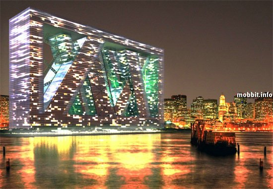 Boston Arcology (BoA)