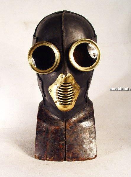 Стимпанковские маски