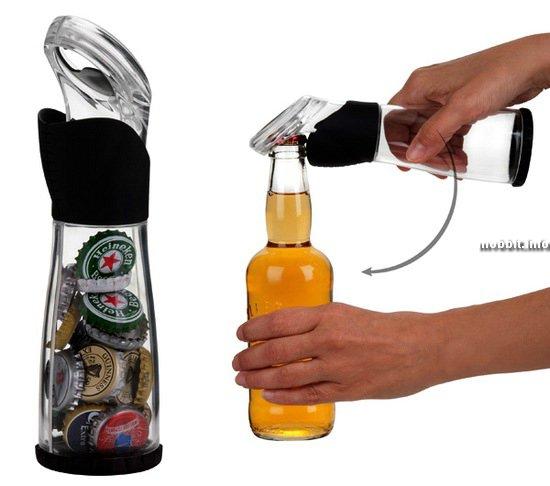 Оригинальный концепт открывашки для пива