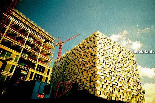 Научная фантастика в архитектуре