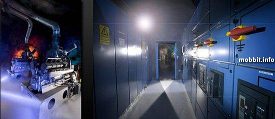 Необычный подземный дата-центр