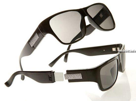 Солнцезащитные очки USB-флэшкой