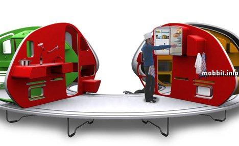 Мобильный мини-дом